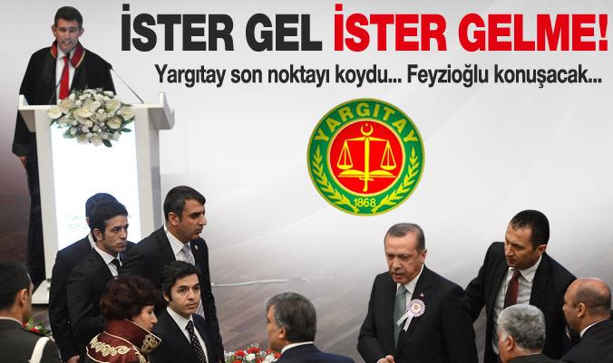 Yargıtay'dan FLAŞ Feyzioğlu kararı!