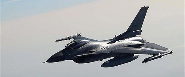 Afganistan'da Abd Hava Kuvvetlerine Ait F-16 Düştü