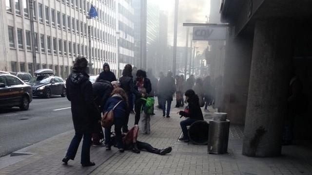 Brüksel'deki Terör Kurbanlarının Sayısı 32 Olarak Açıklandı