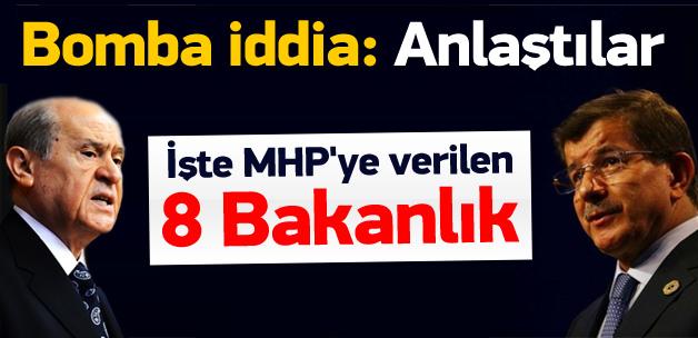 Bomba İddia AKP ile MHP Anlaştı !