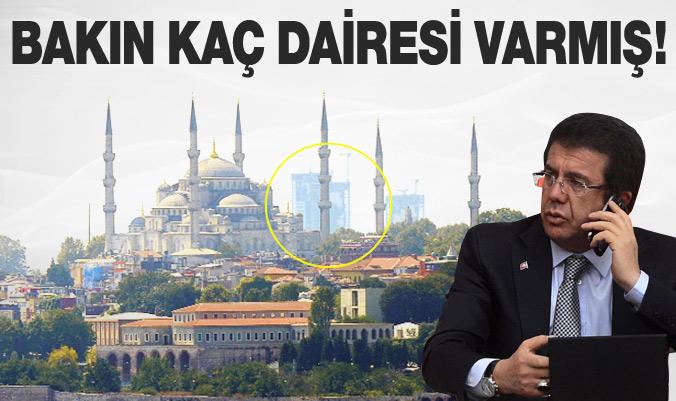 KULELER BAHANE ,DAİRELER ŞAHANE...!