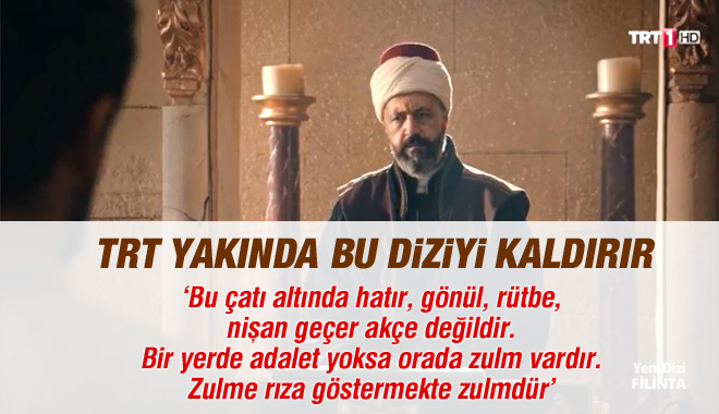 Bilal Erdoğan'ın Ortağının Çektiği Dizide Çok İlginç Mesajlar