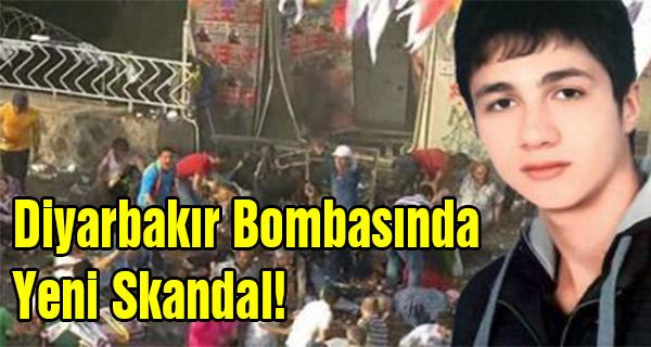 Diyarbakır Bombasında Yeni Skandal!