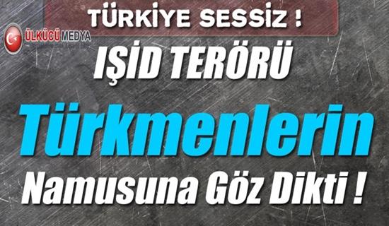 Türkmenler Namusları İçin Şehit Düşüyor!