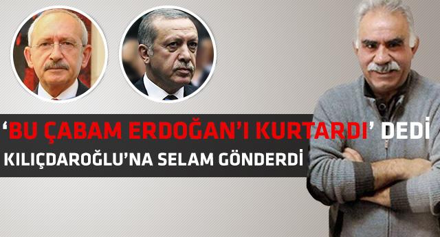 Öcalan'dan Erdoğan ve CHP için bomba gibi iddia !