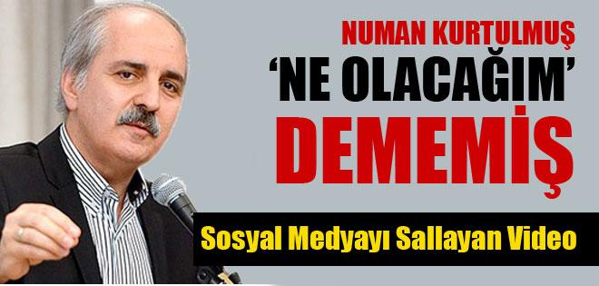 Kurtulmuş'tan Erdoğan'la ilgili dikkat çeken eleştiri !