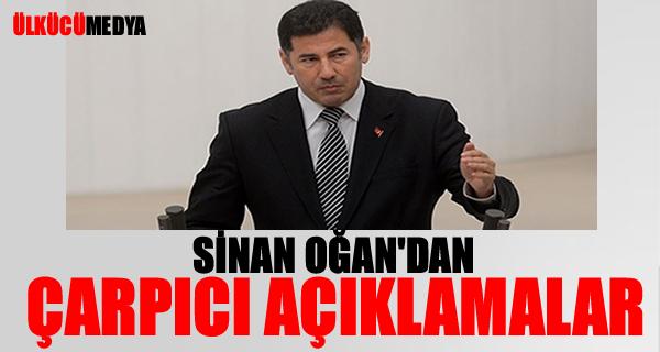 Sinan Oğan'dan 'Suriye' açıklaması