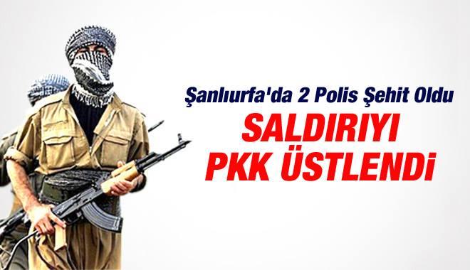 Şanlıurfa'daki 2 Polisi Bakın Kim Şehit Etmiş?