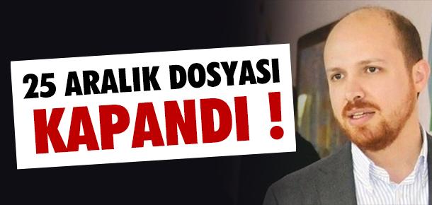 25 ARALIK SORUŞTURMASINDA FLAŞ KARAR !