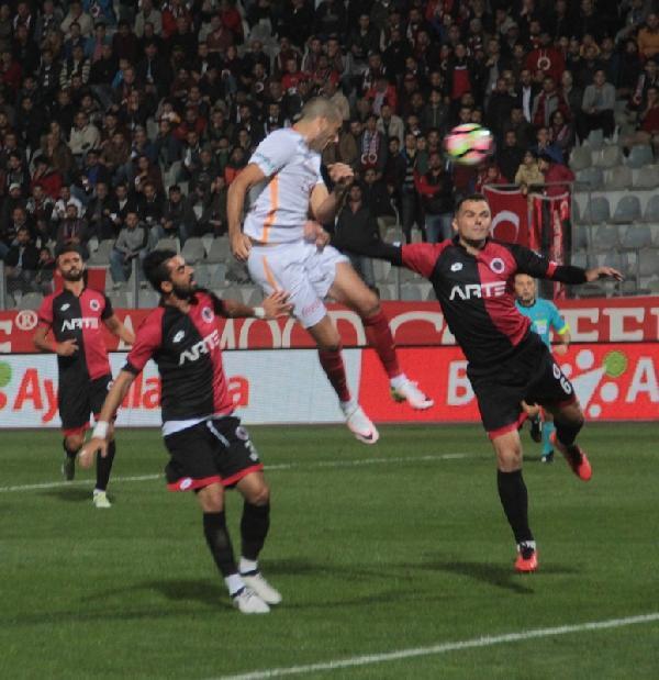 Gençlerbirliği (1-1) Antalyaspor