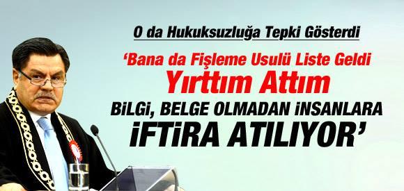 """""""KILIÇ"""" GİBİ AÇIKLAMALAR...!"""