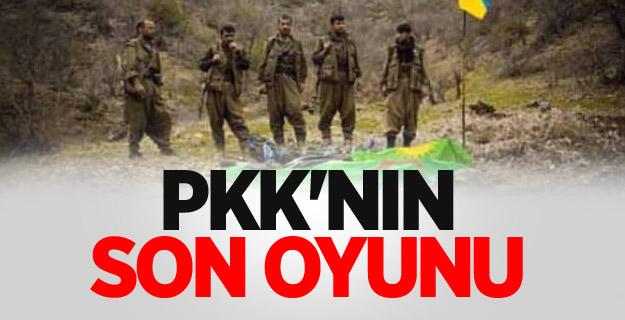 PKK'nın Son Oyunu