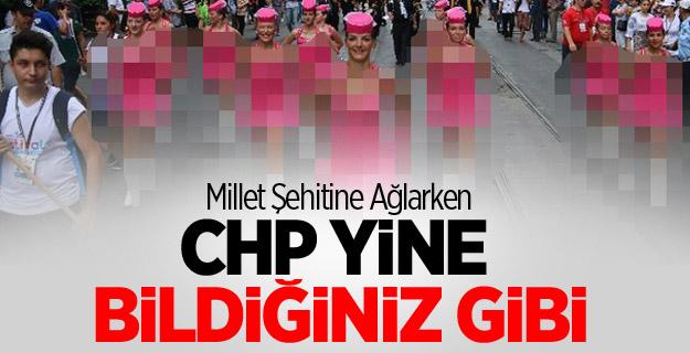CHP'li Belediyeden Tepki Çeken Festival