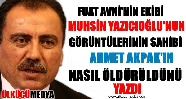 Fuat Avni'nin Ekibi; Muhsin Yazıcıoğlu'nun Ölmeden Önceki Görüntüleri Yayınladı!