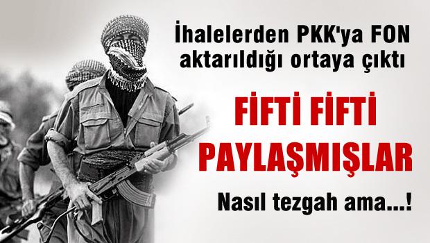 PKK'ya fon aktarımıyla ilgili 25 gözaltı
