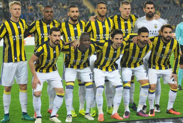 Fenerbahçe (1-0) Osmanlıspor
