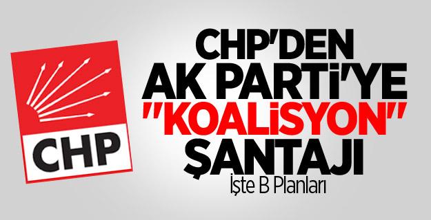 """CHP'nin """"B Planı"""" AKP Ve Erdoğan'ı Köşeye Sıkıştıracak"""