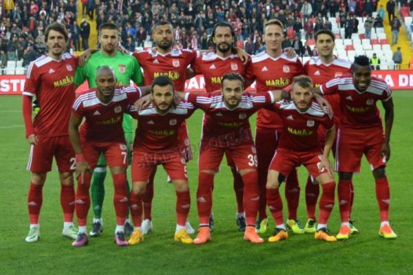 Sivasspor (1-1) Balıkesirspor