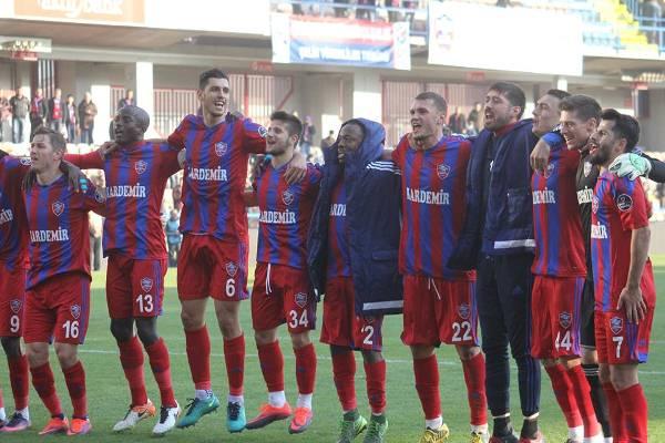 Kardemir Karabükspor (1-0) Osmanlıspor