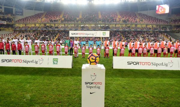 Kasımpaşa (0-3) Antalyaspor