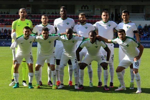Akhisar Belediyespor (1-3) Trabzonspor