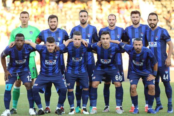 Gaziantep Büyükşehir Belediyespor (0-1) Eskişehirspor