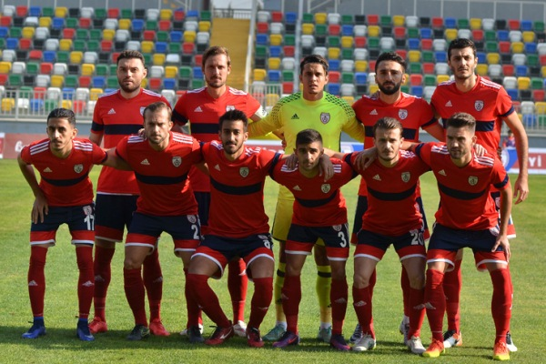 Altınordu (0-0) Sivasspor