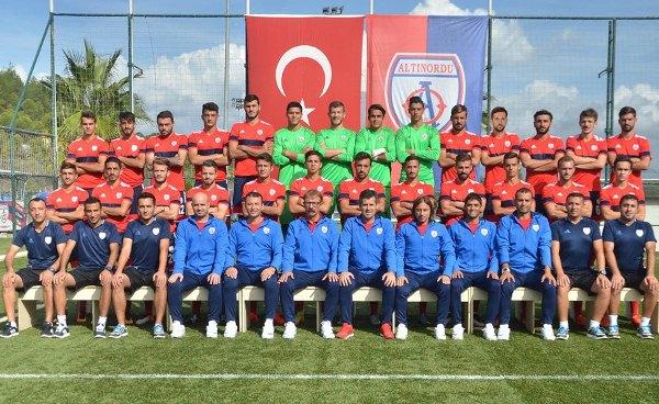Altınordu (0-0) Elazığspor
