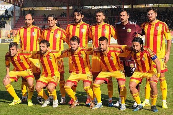 Evkur Yeni Malatyaspor: - Elazığspor: 1-0