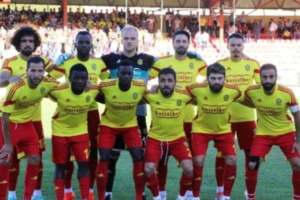 Evkur Yeni Malatyaspor (2-1) Şanlıurfaspor