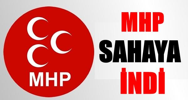 MHP SAHAYA İNDİ !