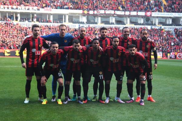 Eskişehirspor (1-0) Giresunspor
