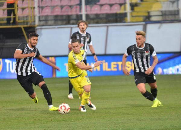 Gaziantep Büyükşehir (1-0) Manisaspor
