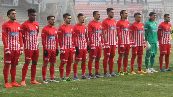 Boluspor (0-2) Şanlıurfaspor