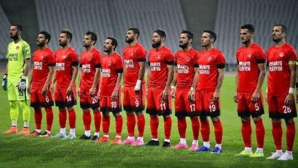 Ümraniyespor (1-1) Denizlispor