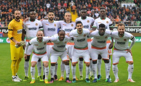 Aytemiz Alanyaspor (2-3) Fenerbahçe