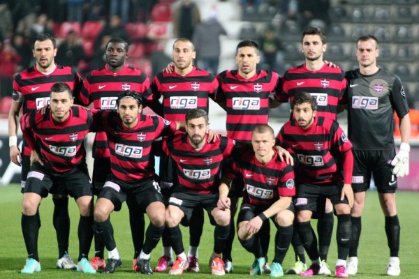 Gaziantepspor (0-2) Kasımpaşa