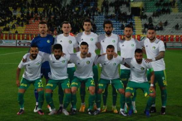 Şanlıurfaspor (1-2) Adana Demirspor
