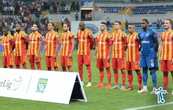 Kayserispor (2-2) Kasımpaşa