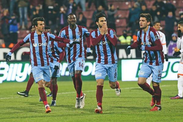 Trabzonspor (1-0) Kardemir Karabükspor