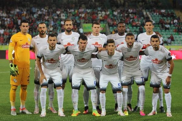 Çaykur Rizespor (1-2) Antalyaspor