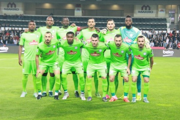 Çaykur Rizespor (0-1) Trabzonspor