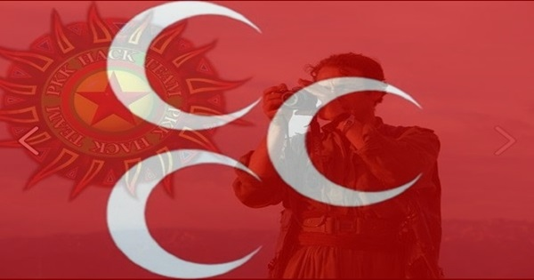 PKK, MHP Genel Sekreteri İsmet Büyükataman'ı Hackledi