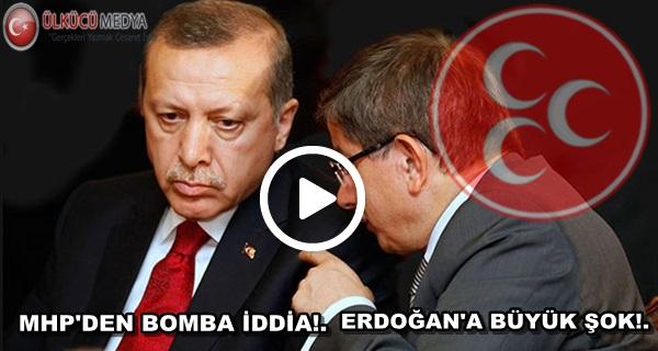MHP'li Semih Yalçın'dan bomba iddia!..