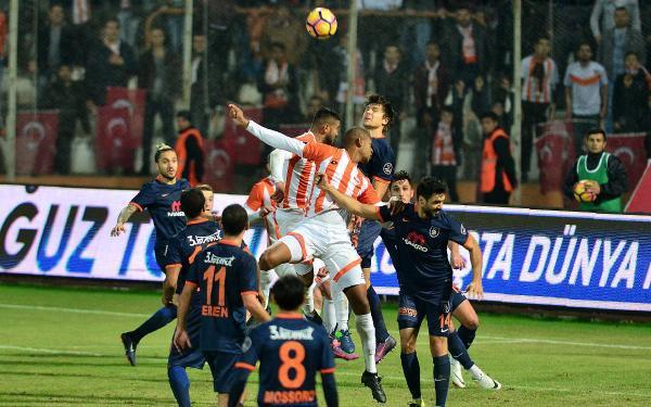 Adanaspor (1-1) Medipol Başakşehir