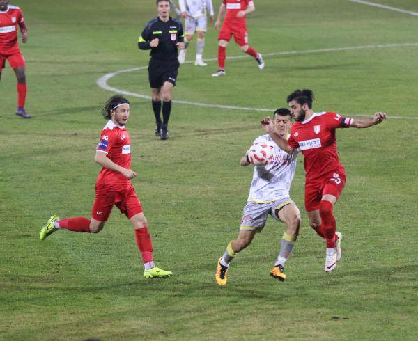 Samsunspor (0-0) Gaziantep Büyükşehir Belediyespor