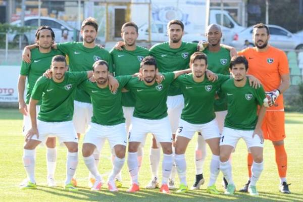Denizlispor (1-2) Altınordu