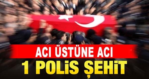 Şemdinli'de çatışma: 1 Polis Şehit