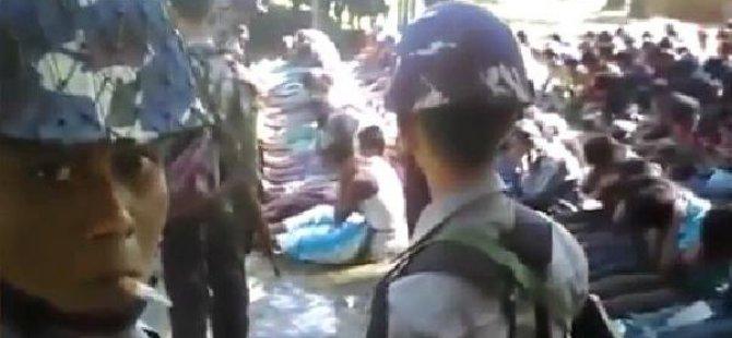 Myanmar'da Müslüman Azınlığa Uygulanan Polis Şiddetine Soruşturma