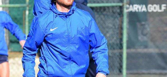 Antalyaspor'lu Zeki Yıldırım: Hedefim Milli Takımda Oynamak